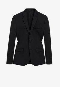 Mango - Blazer jacket - noir - 5
