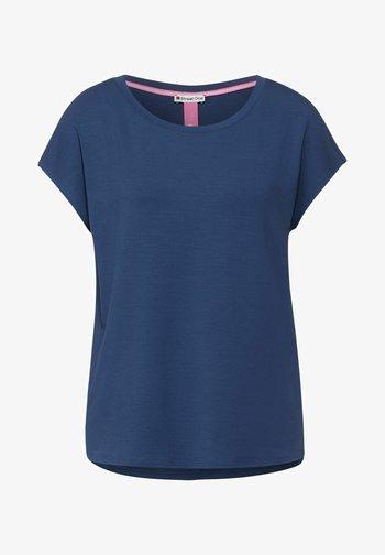 NEW  - Basic T-shirt - blau