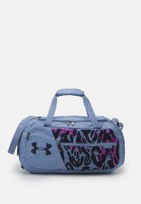 UNDENIABLE UNISEX - Sports bag - washed blue