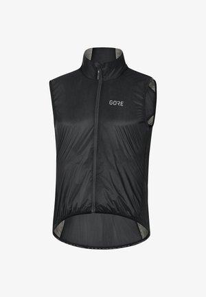 Ambient - Waistcoat - schwarz