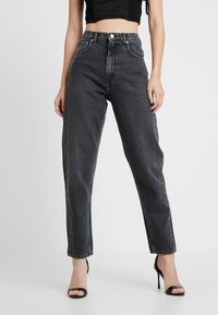 Pepe Jeans - DUA LIPA X PEPE JEANS - Jeansy Relaxed Fit - denim - 0