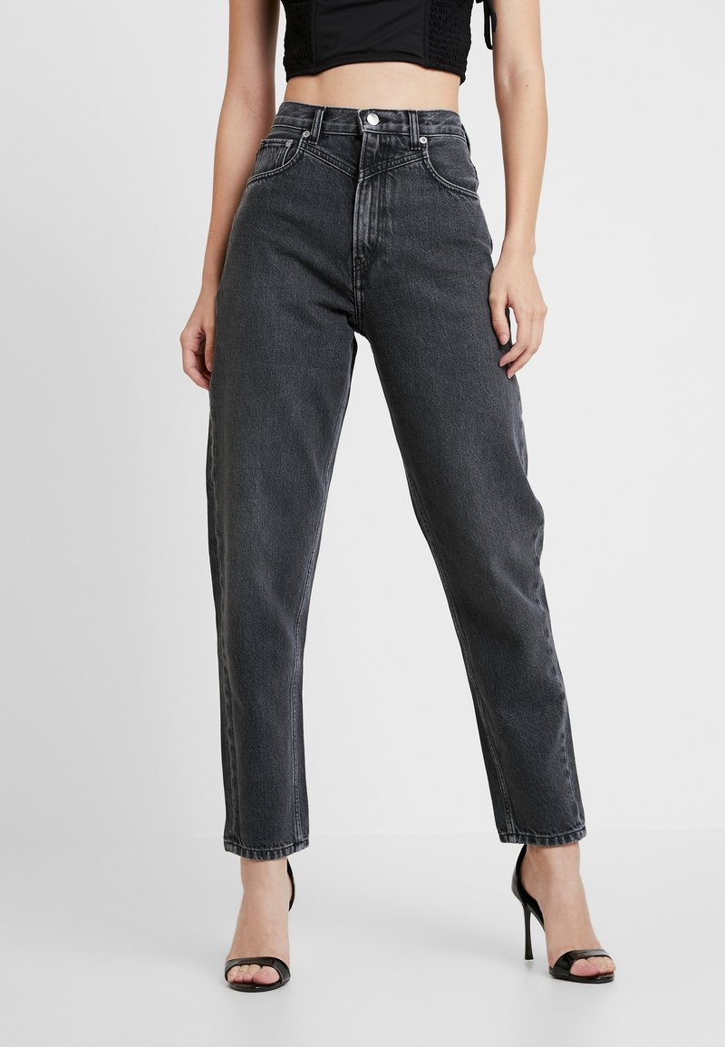 Pepe Jeans - DUA LIPA X PEPE JEANS - Jeansy Relaxed Fit - denim