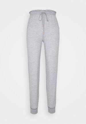 LONG PANT - Pyžamový spodní díl - grey