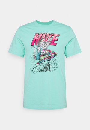 BEACH JET SKI - Print T-shirt - tropical twist