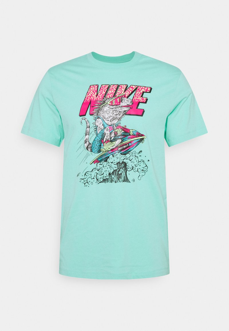 Nike Sportswear - BEACH JET SKI - Print T-shirt - tropical twist