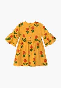 Mini Rodini - VIOLAS FLARED SLEEVE - Shirt dress - yellow - 1