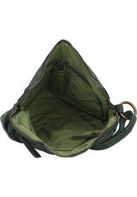 Harold's - SUBMARINE  - Across body bag - grün - 4