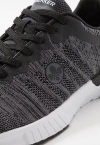 Rieker - Sneakers - grau/schwarz - 5