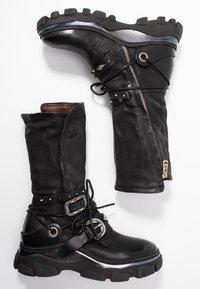 A.S.98 - Platform boots - nero - 3