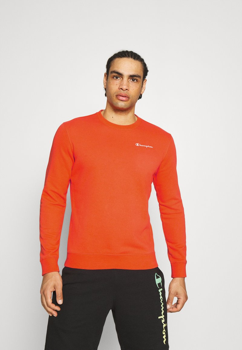 Champion - CREWNECK - Felpa - orange