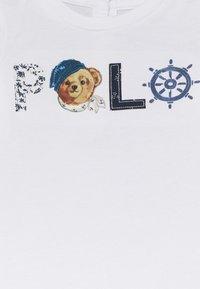 Polo Ralph Lauren - UNISEX - Long sleeved top - white - 2
