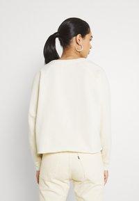 JDY - JDYLINE LIFE RAGLAN PRINT  - Sweatshirt - birch - 2
