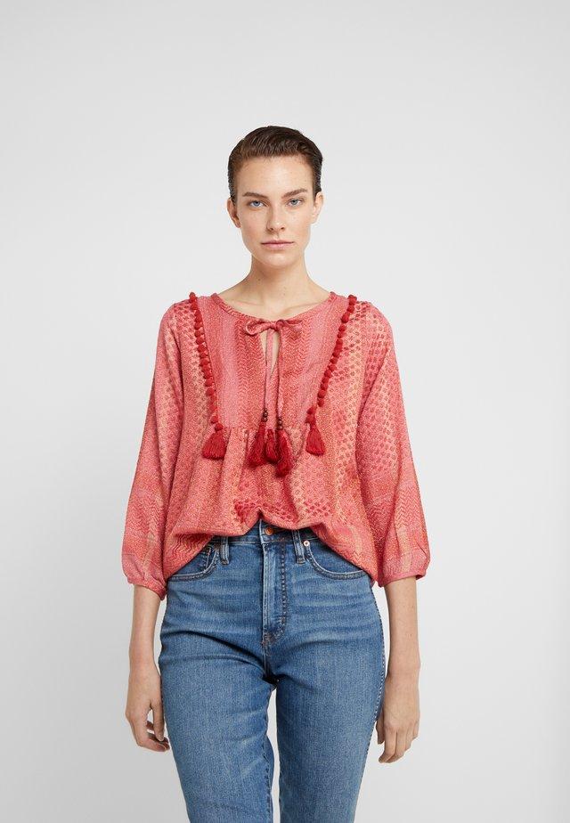 BEATRICE SHIRT - Blusa - pink
