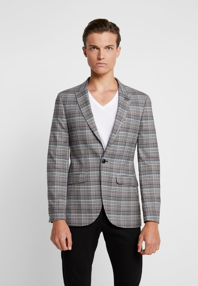 JAKE - Blazer - grey