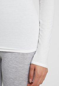 Schiesser - PERSONAL FIT LONGSLEEVE - Pyjama top - offwhite - 5