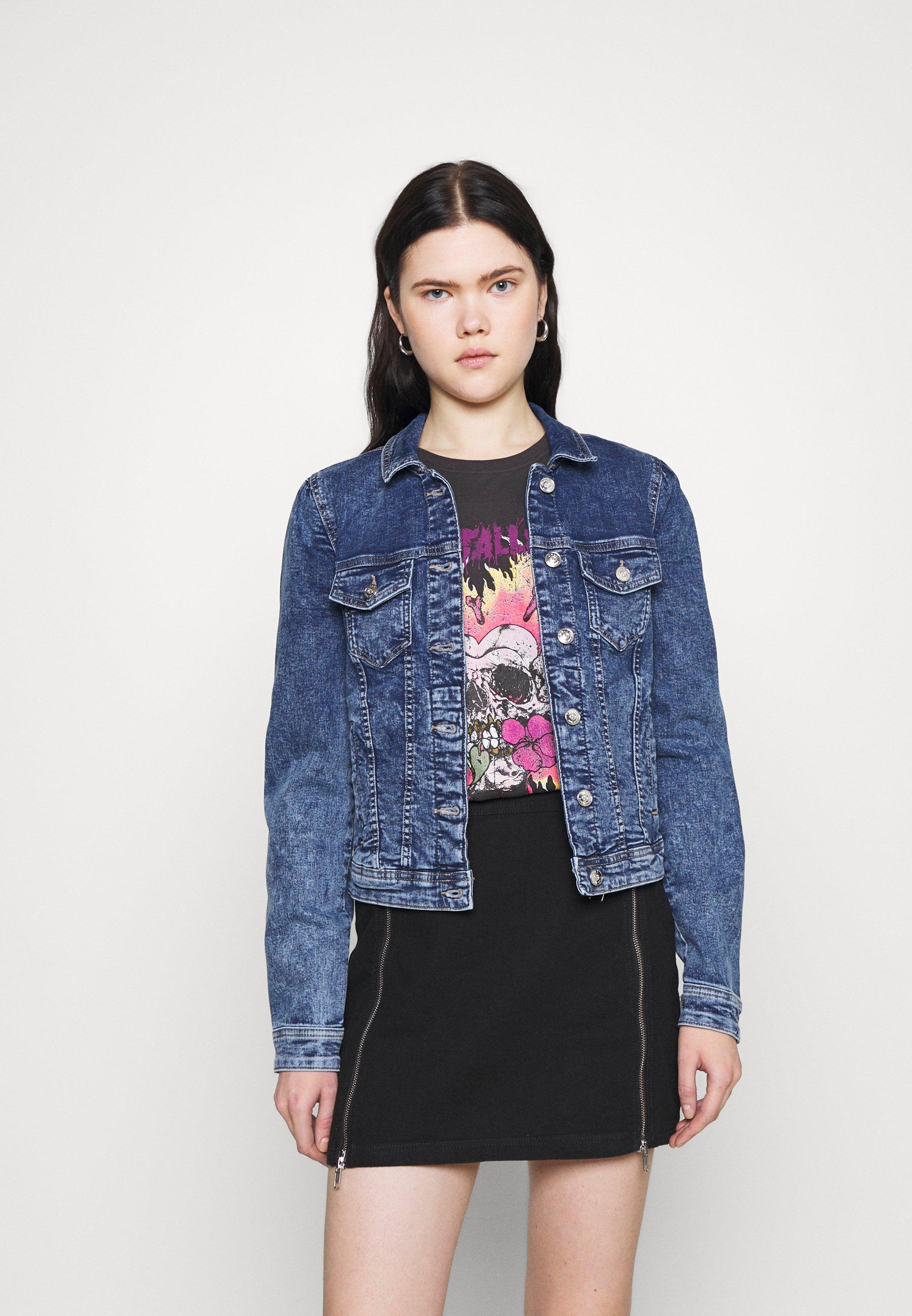 Women ONLTIA LIFE  - Denim jacket