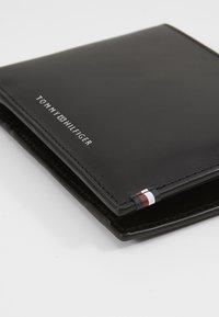 Tommy Hilfiger - POLISHED EXTRA COIN - Wallet - black - 2