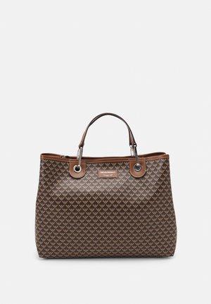 MYEABORSA SET - Handbag - moro/ecru/tabacco