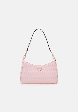 LAYLA TOP ZIP SHOULDER - Handtas - pink