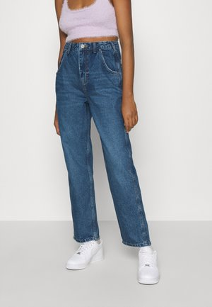 ALBIE CARPENTER  - Relaxed fit jeans - dark vintage