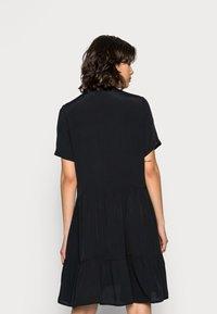 mbyM - LECIA - Shirt dress - black - 2