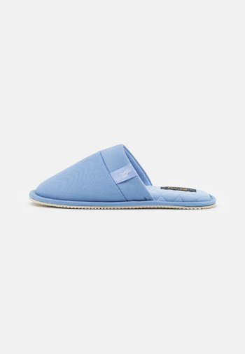 SUMMIT SCUFF - Pantuflas - light blue/cream