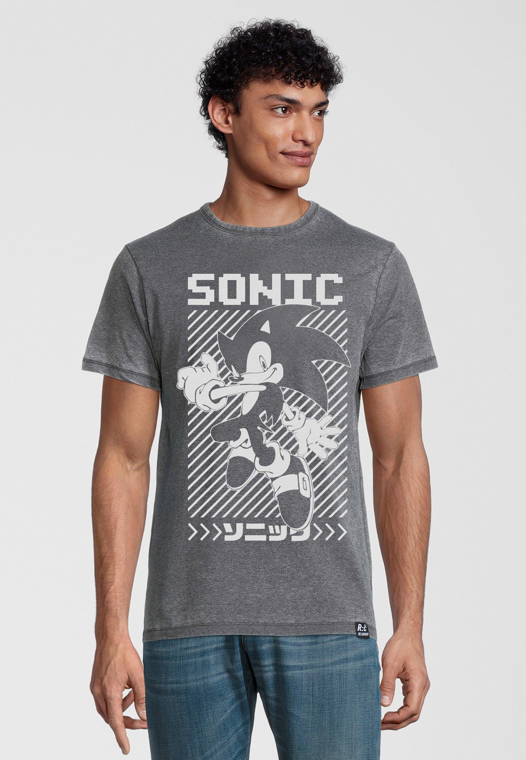 Homme SONIC THE HEDGEHOG  - T-shirt imprimé