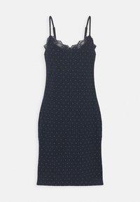Lindex - NIGHT DRESS JO - Nightie - dark blue - 0