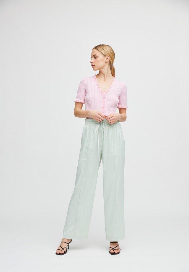 T-shirts print - bubblegum lavender