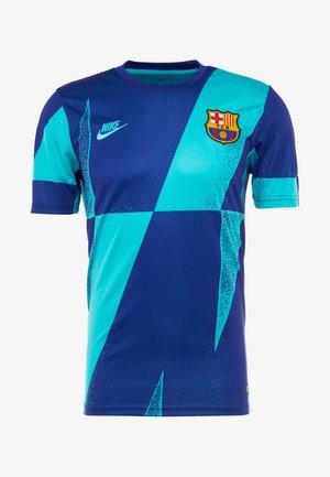 FC BARCELONA DRY  - Club wear - cabana/deep royal blue