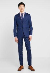 Pier One - Suit - dark blue - 0