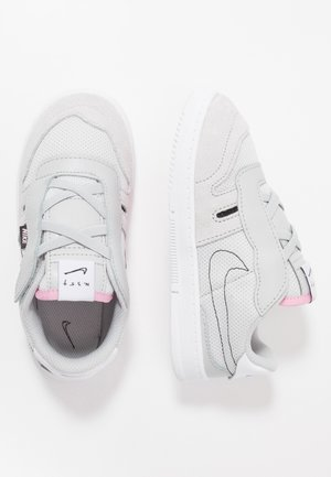 SQUASH TYPE - Sneakers laag - grey fog/black/pink/white