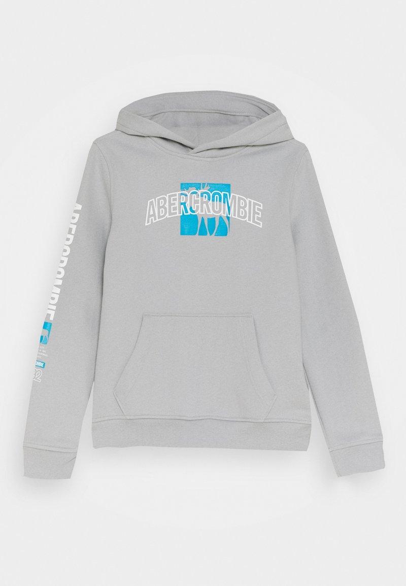 Abercrombie & Fitch - PRINT LOGO - Sweatshirt - grey