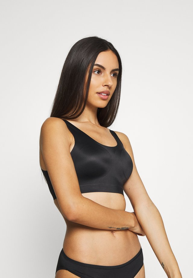 TOTAL CORE NONWIRED - Brassière - black