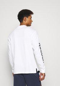 Reebok - Pitkähihainen paita - white - 2