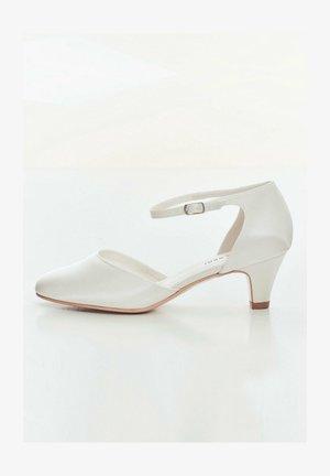 COMFORT PLUS - Classic heels - ivory