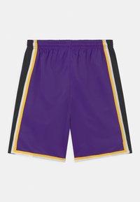 Nike Performance - NBA LA LAKERS BOYS STATEMENT SWINGMAN - Pelipaita - court purple - 1