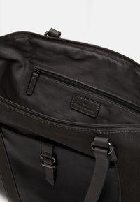 TOM TAILOR - LONE - Handbag - dark grey - 2