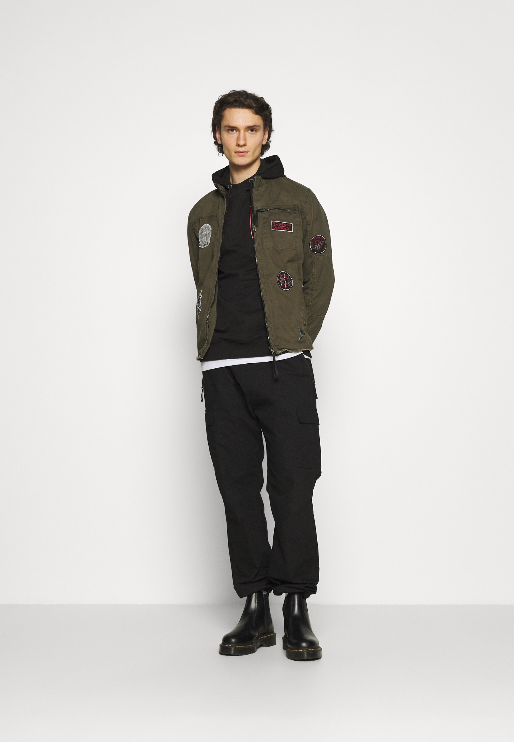 Men GINO - Denim jacket