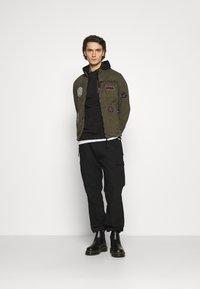 Be Edgy - GINO - Denim jacket - khaki - 1