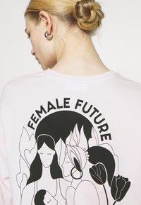 Even&Odd - T-shirts print - lilac - 4