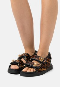 Dune London - LOCKSTOCKK - Sandals - multicolor - 0
