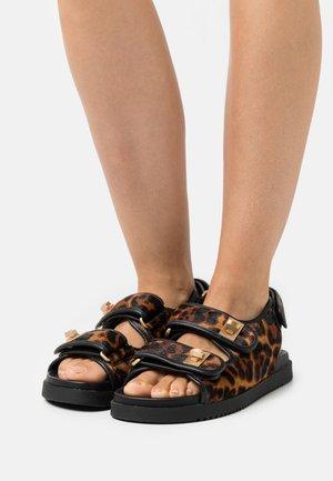LOCKSTOCKK - Sandals - multicolor