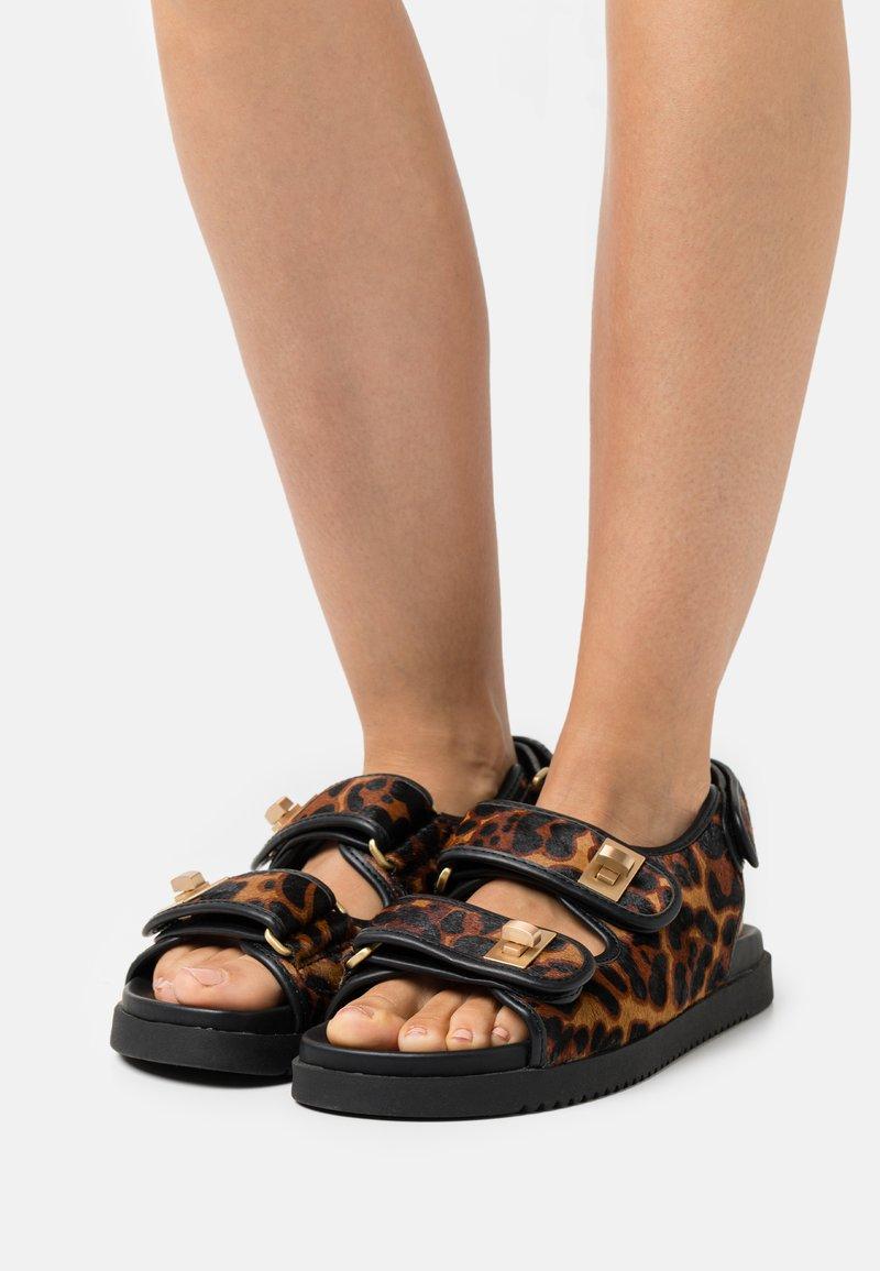 Dune London - LOCKSTOCKK - Sandals - multicolor