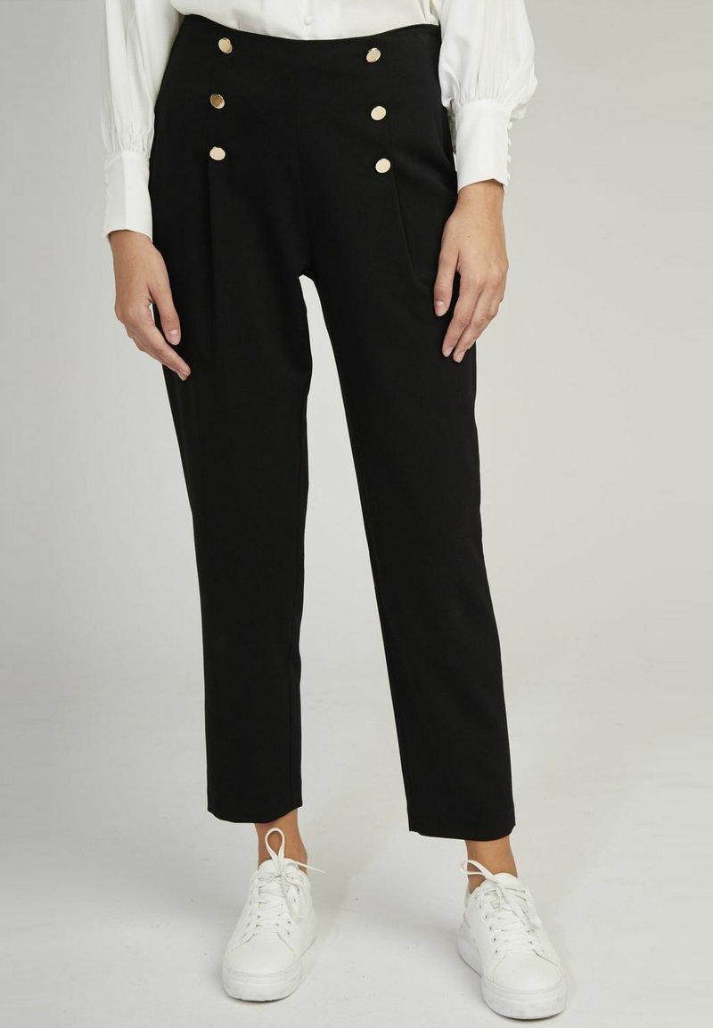 NAF NAF - Trousers - black