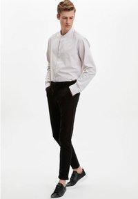 DeFacto - Formal shirt - beige - 1