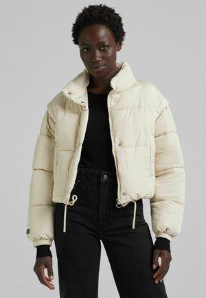 PUFF 06575644 - Winter jacket - sand