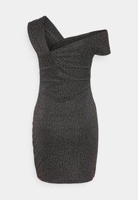 Iro - CLUB DRESS - Cocktail dress / Party dress - black/silver - 1