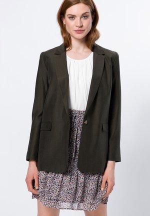 Short coat - olive green