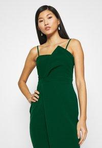 Trendyol - ZÜMRÜT YEŞILI - Koktejlové šaty/ šaty na párty - emerald green - 3